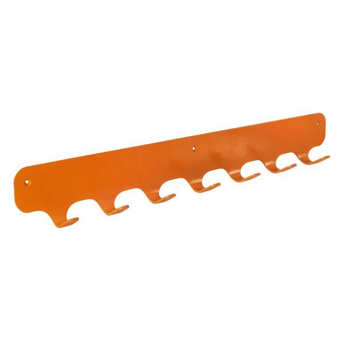 Kapstok Wandkapstok Oranje -Rounded Seven