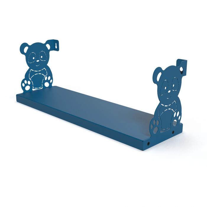 Kinderkamer Boekenrek Blauw