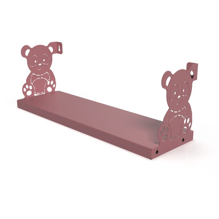 Boekenrek Kinderkamer Roze