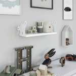 Baby Kamer Decoratie Wit