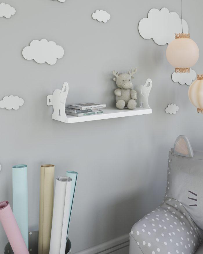 Baby Kamer Decoratie Olifant