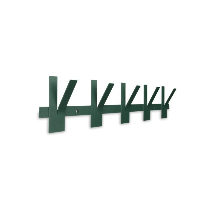 Incision Wandkapstok Groen
